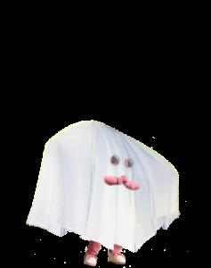 Ghost Morgan - Booooooooo!