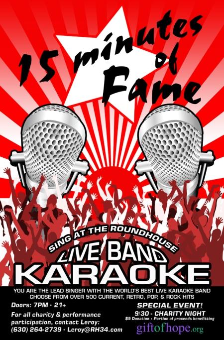 LiveBandKaraoke9-30