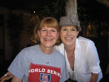 Mary Iden and her daughter Jeanette.