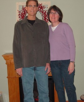 Tim and Donna Battershell