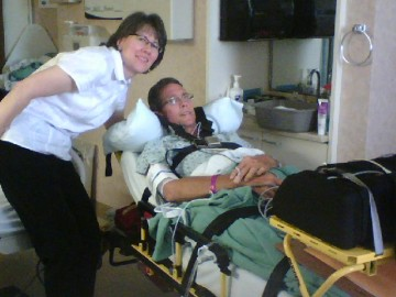 Tim prior to transplant