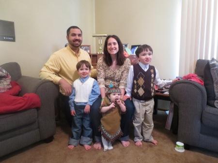 The Stalinski Family