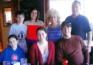 The Ramusack family